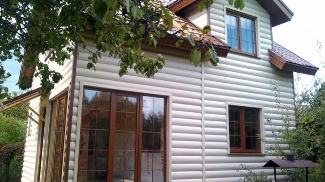 Каркасный дом 6х7, 1,5 этажа